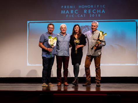 El Premi Honorífic FIC-CAT 2018 a Marc Recha marca la 4a jornada de Festival