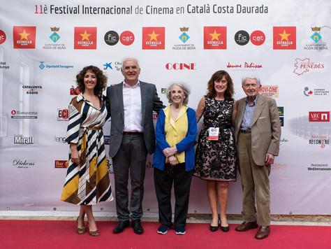 El FIC-CAT retrà un emotiu homenatge a l'actriu Montserrat Carulla