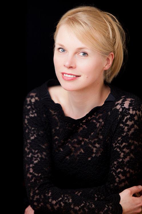 Leonore van Sloten. Photographer - Jeroe