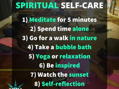 Self-Care: Spiritual