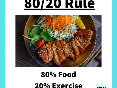 Understanding of the 80/20 Rule
