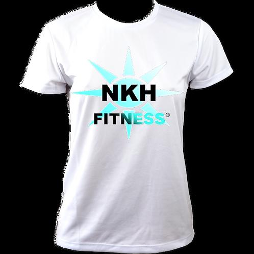 NKH Fitness Technical T-Shirt (White)