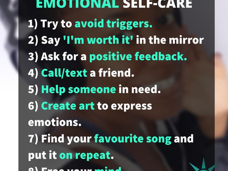 Emotional Self-Care