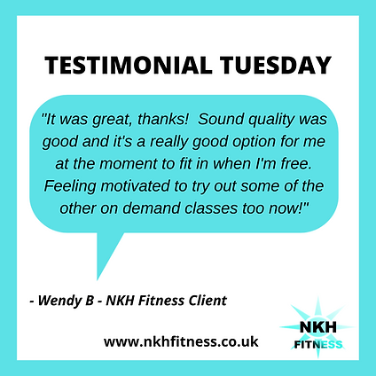 Testimonial Tuesday (latest about on-dem