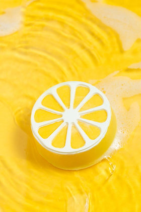 Lemon Handmade Soap Bar