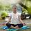 Thumbnail: Yoga Day Organic Cotton Open Neck T-Shirt