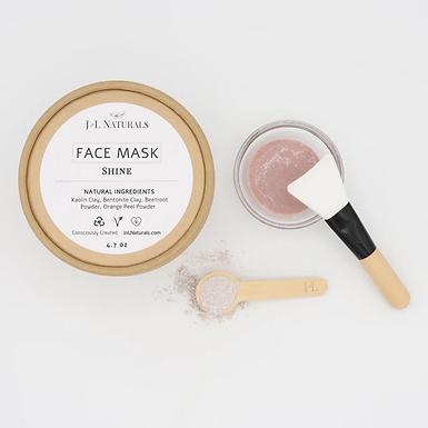 SHINE | FACE MASK