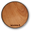 Thumbnail: Customizable Wooden Qi Wireless Fast Charger