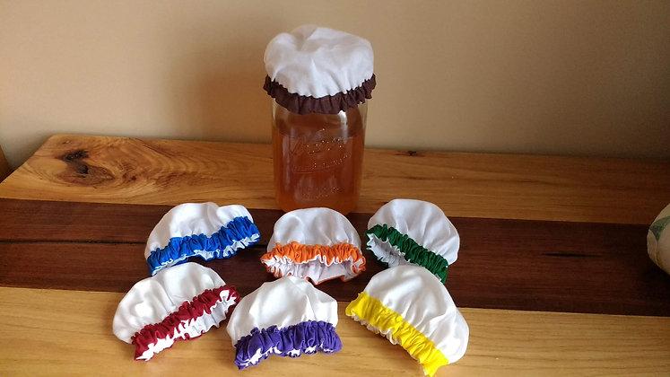 Handmade Wide Mouth Jar Fermentation Cover