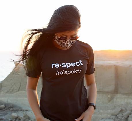 RESPECT / ORGANIC COTTON / UNISEX CREW