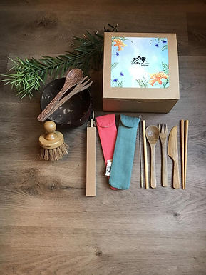 Zero Waste Lunch Starter Kit