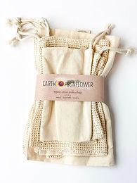 100% Organic Variety Pack (Mesh & Bulk) Produce Bags