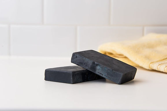 Tea Tree And Charcoal Facial Soap - Cleansing Bar - Acne Soap