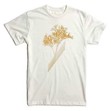 Circuit Tree Sustainable T-Shirt (Natural)