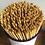 Thumbnail: Natural Wheat Drinking Straws (500 STRAWS)