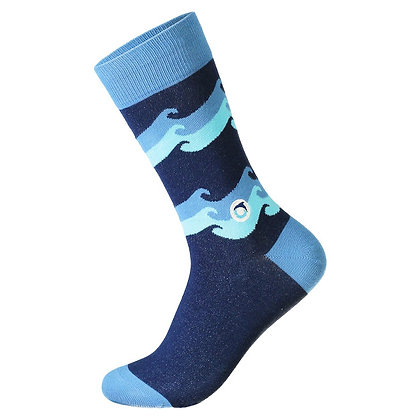 Socks that protect the oceans