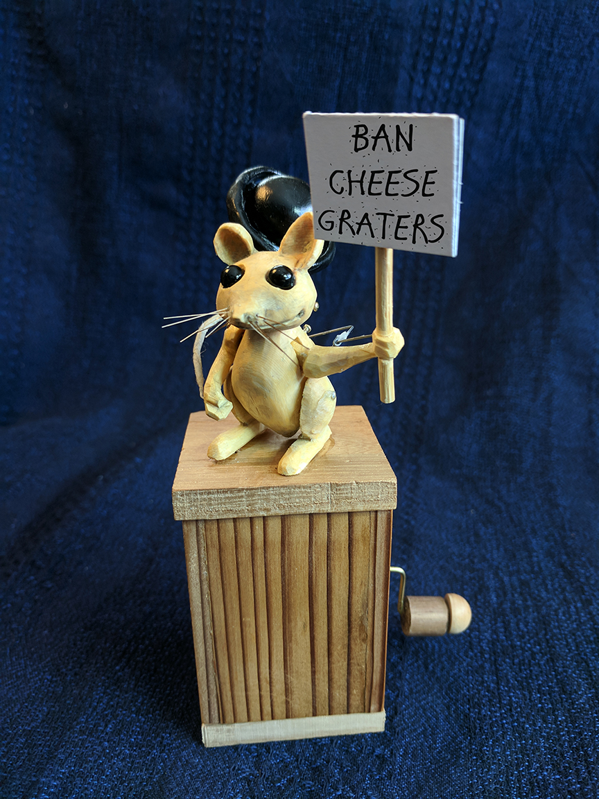 Protest Mousy