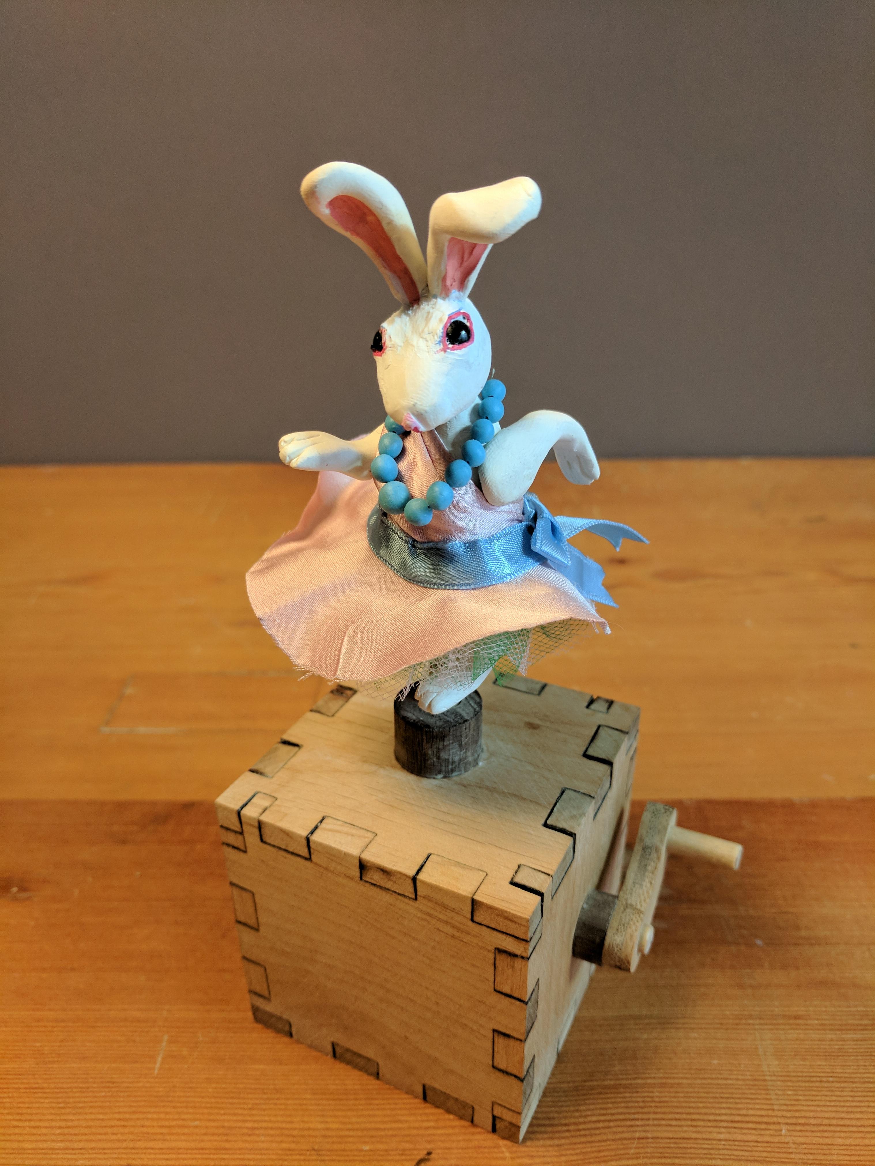Bunny Dancer