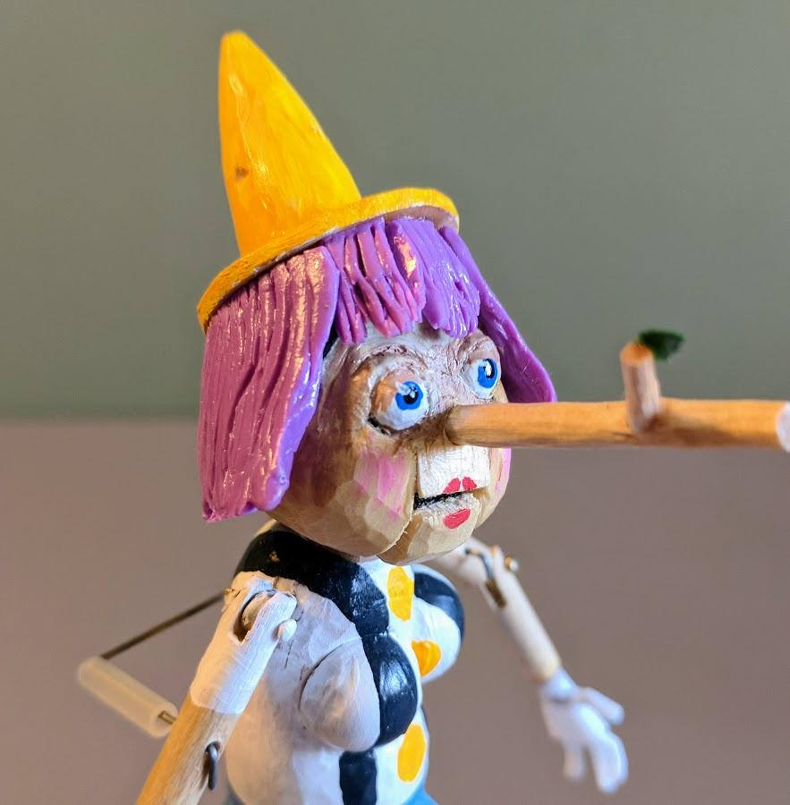 Reah Pinocchio