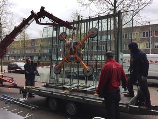 werk: IJburg te Amstedam