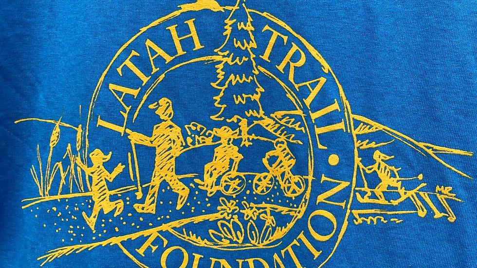 T-Shirt, Round Logo