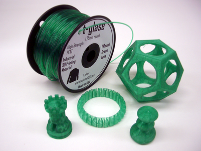 Nylon T-Glase Green