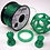 Thumbnail: Nylon T-Glase Green