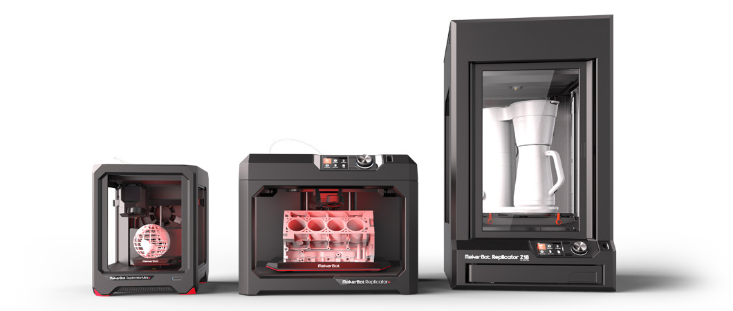 All new Makerbots