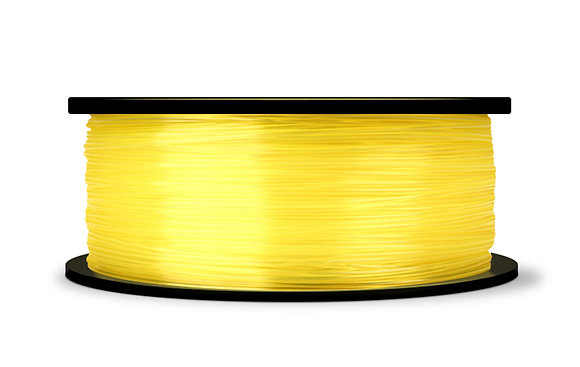 PLA Jaune Translucide (Makerbot)