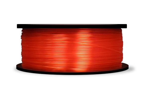 PLA Orange Translucide (Makerbot)