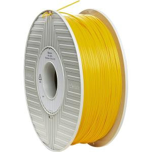 Verbatim PLA 3D Filament 1.75mm 1kg - YELLOW