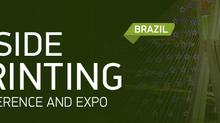 Nous serons présents au Inside 3D printing show du Brésil
