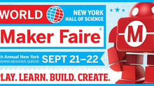 Troadey Inc. est en direction du Maker Faire New york 2014
