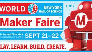 Troadey Inc. est en direction du Maker Faire New york 2014