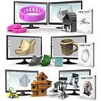 Logiciels de conception 3D