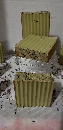 Matcha Lavender Soap