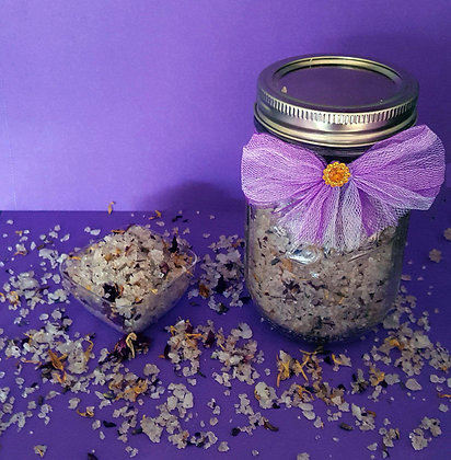 Dialylious Floral Bath Salt