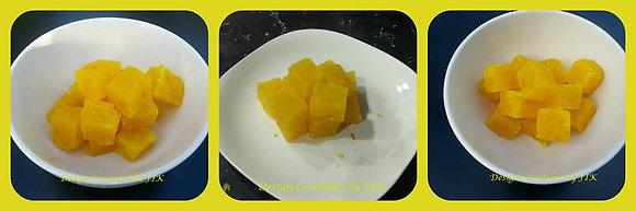Lemon Solid Scrub