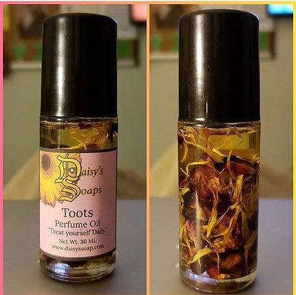 Toots Perfume Oil