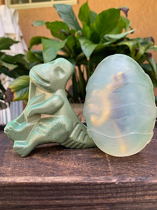 Dinosaur Soap Set (Egg)