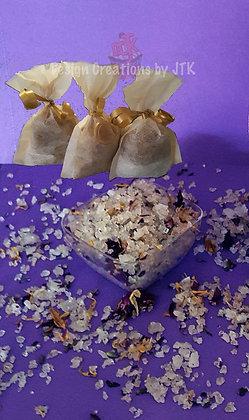 Diasycious Bath Salt Tea Bags (3-4oz Bags)