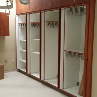 Hospital Cathater Storage Cabinets