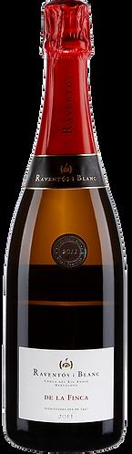 2015 Raventós i Blanc De La Finca Brut (6 btl cases)