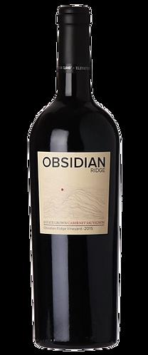 2017 Obsidian Ridge Estate Cabernet Sauvignon (12 btl cases)