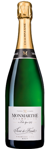NV Monmarthe Secret de Famille Champagne (12 btl cases)