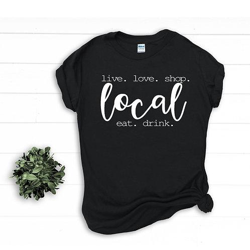 *Live Love Local