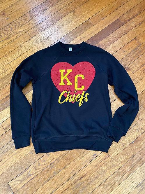 *KC Chiefs Heart