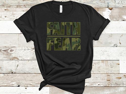 *Faith Over Fear Camo