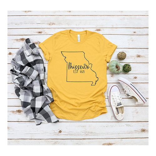 *Missouri 1821