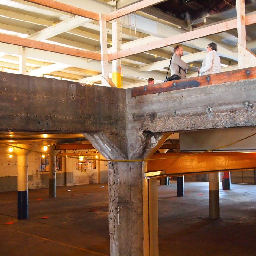 Existing City Foundry Buliding